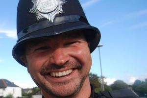 More online donations needed for PC Andy Hocking memorial