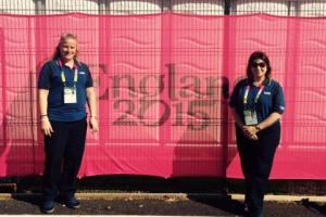 Proud Helston volunteers play their part at Rugby World Cup