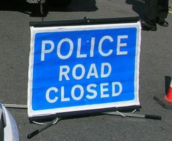 The A30 in Hayle was shut after an accident, and police are now appealing for witnesses