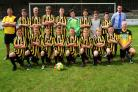 Town's teenagers move ahead of rivals after 7-3 victory