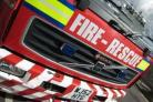 Arson suspected after Redruth car fire