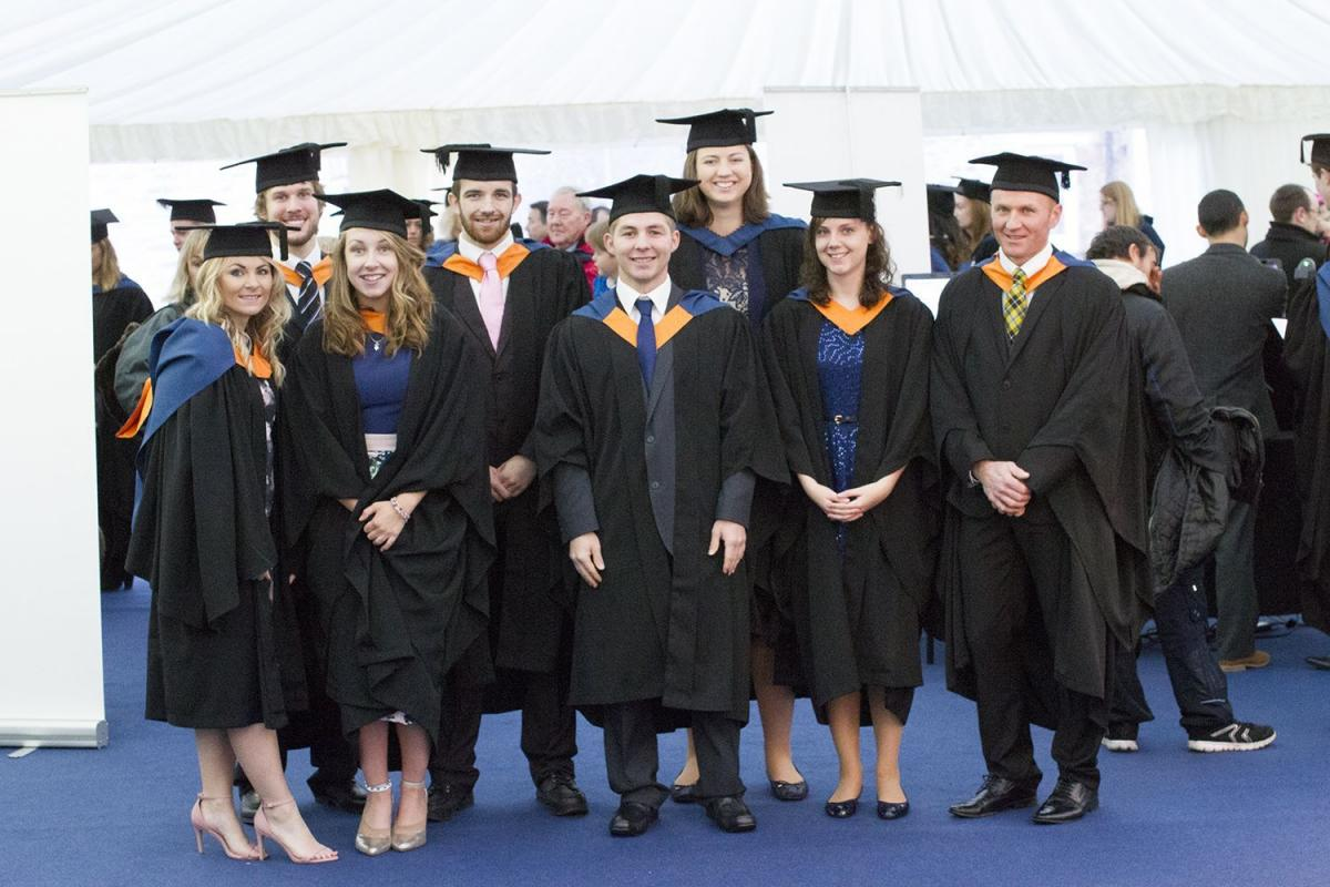 Hundreds attend graduation ceremony at Truro Cathedral   Falmouth Packet