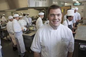 Cornish catering students benefit from Nathan Outlaw masterclasses