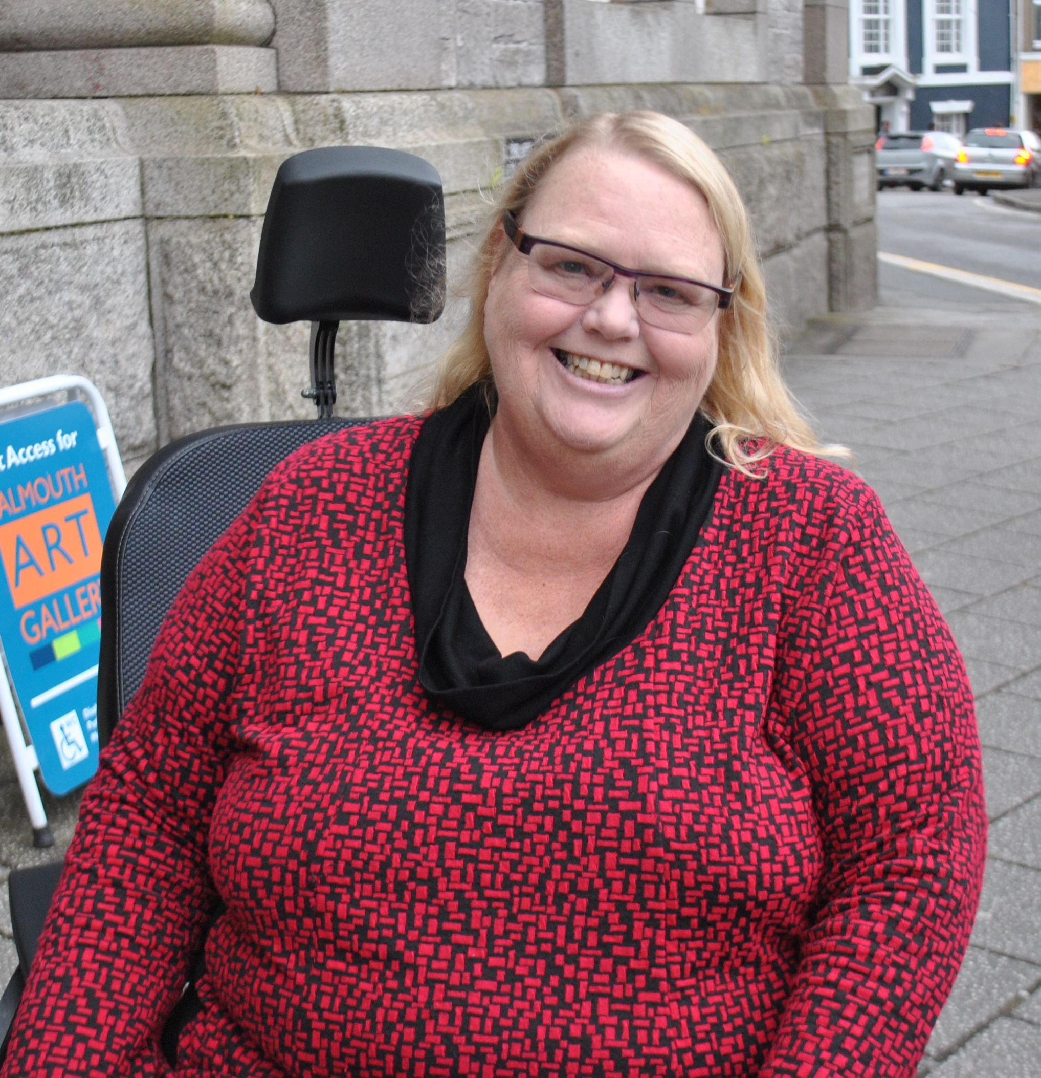 Councillor Candy Atherton, who has spoken out against a proposed increase in student numbers