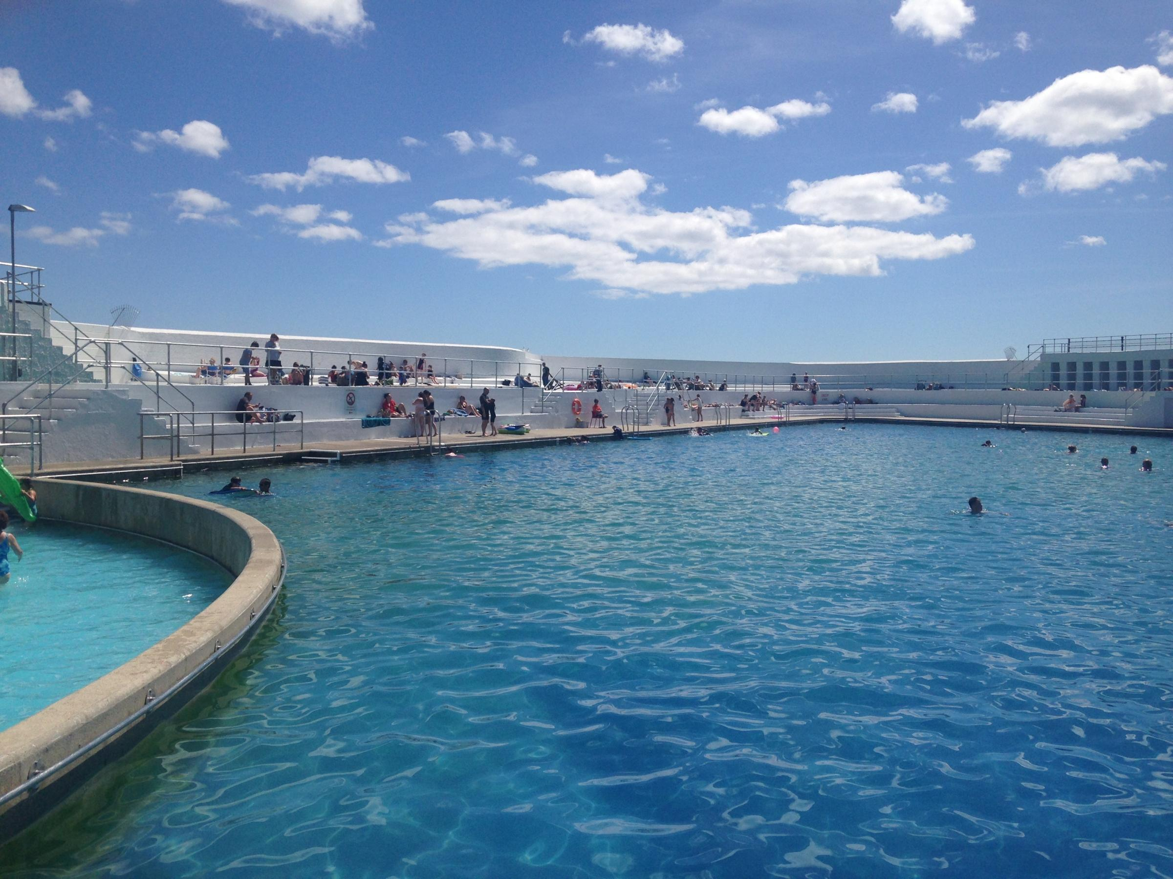 Jubilee Pool opening time set back due to contractual negotiations