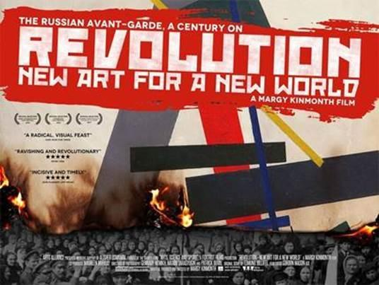 Revolution: New Art for a New.