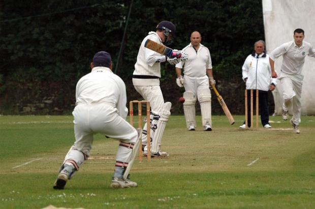 Falmouth Packet: CRICKET: St Gluvias pick-up another 60 points
