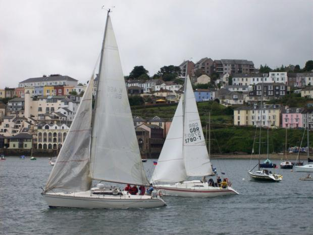 SAILING: Weak winds prove testing for sailors at Flushing