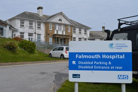 Falmouth Hospital inpatients ward reopens after refurbishment