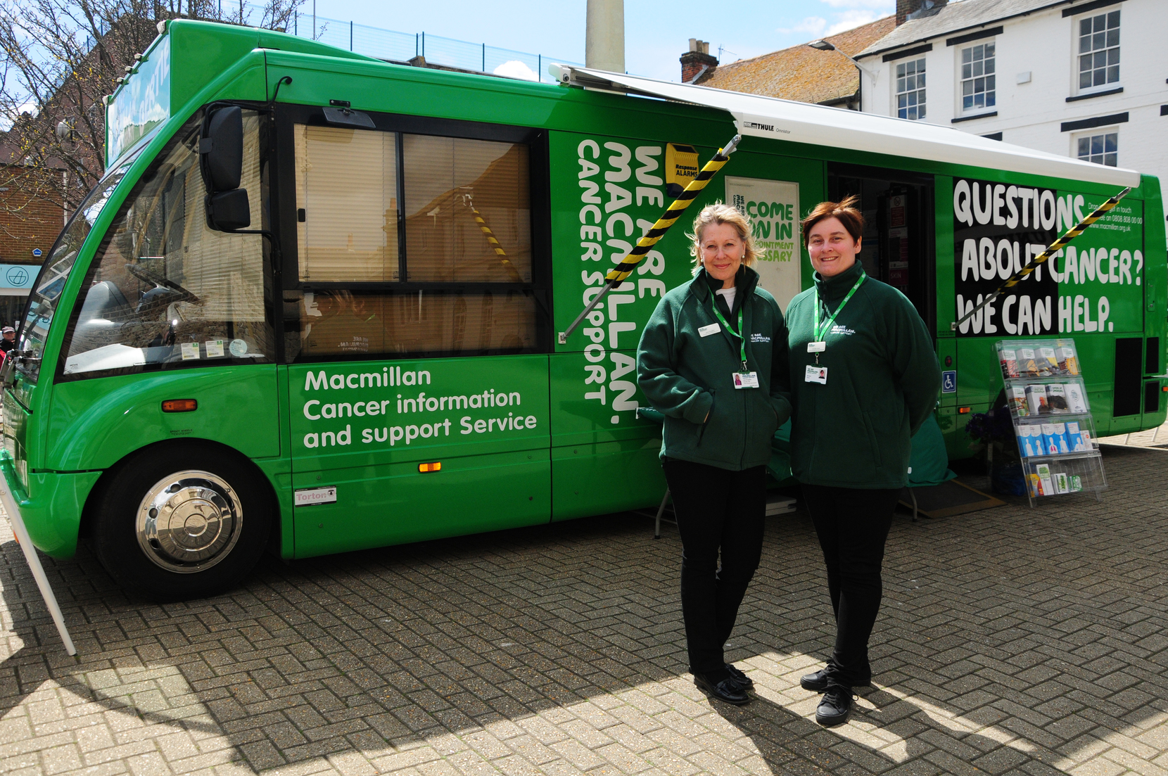 Macmillan Cancer Support Information Service in Camborne