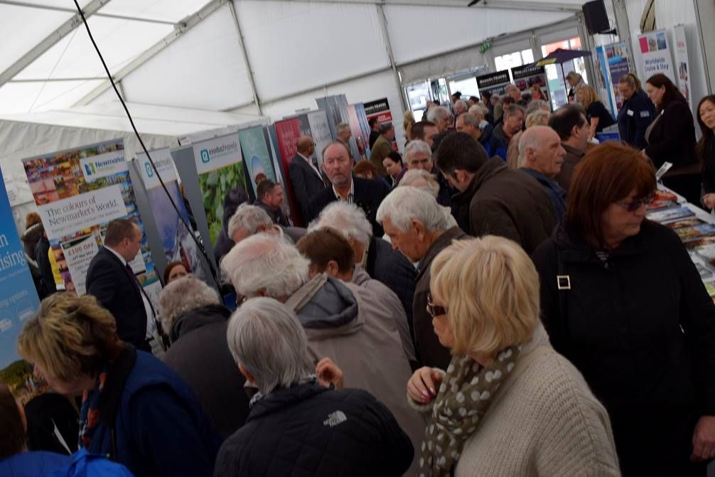 newell s travel travel show in truro