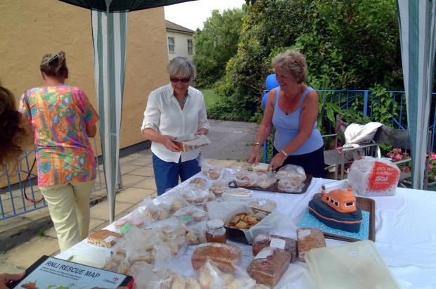 Langholme Methodist Home annual garden party and fete