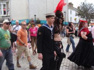 Cornish pride festival a huge success (The Packet.co.uk)