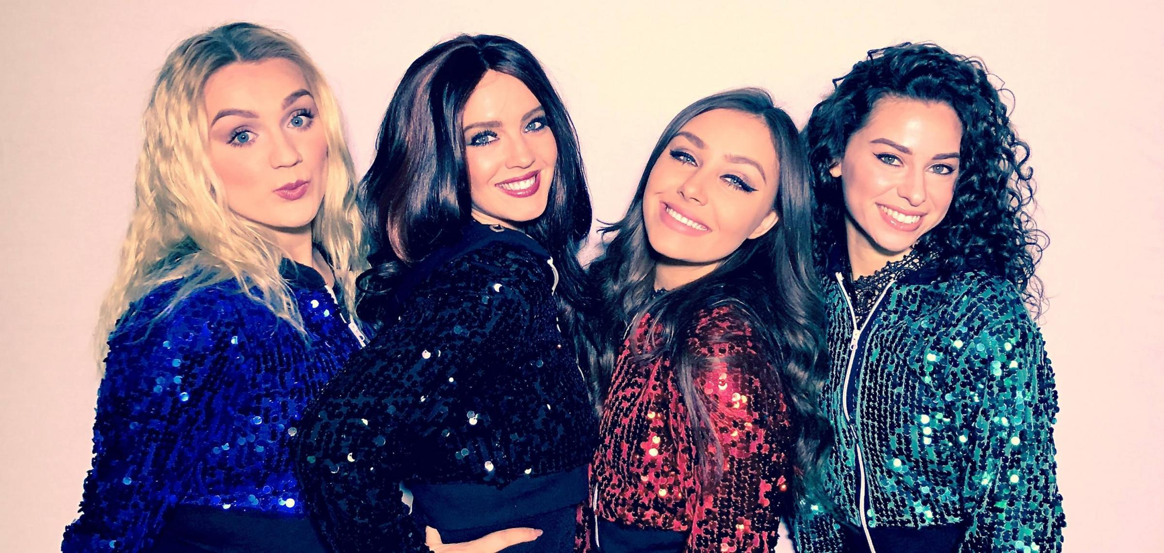 The Little Mix Experience will be performing in Truro in February