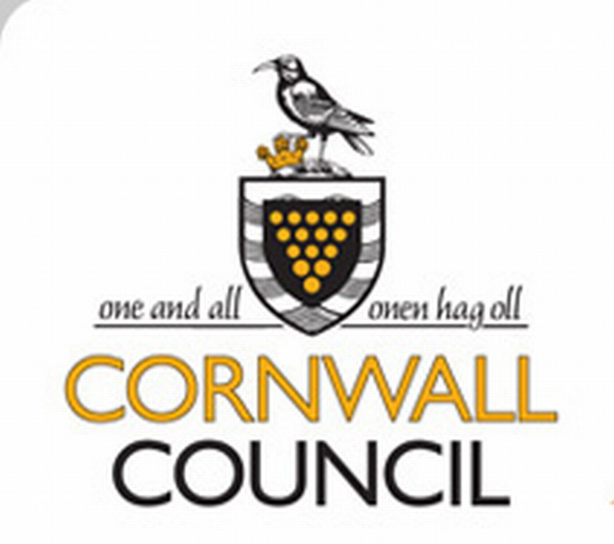 Cornwall Council.