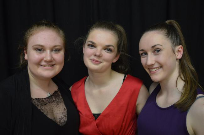 83967533d Falmouth College's Tension Group perform final piece | Falmouth Packet