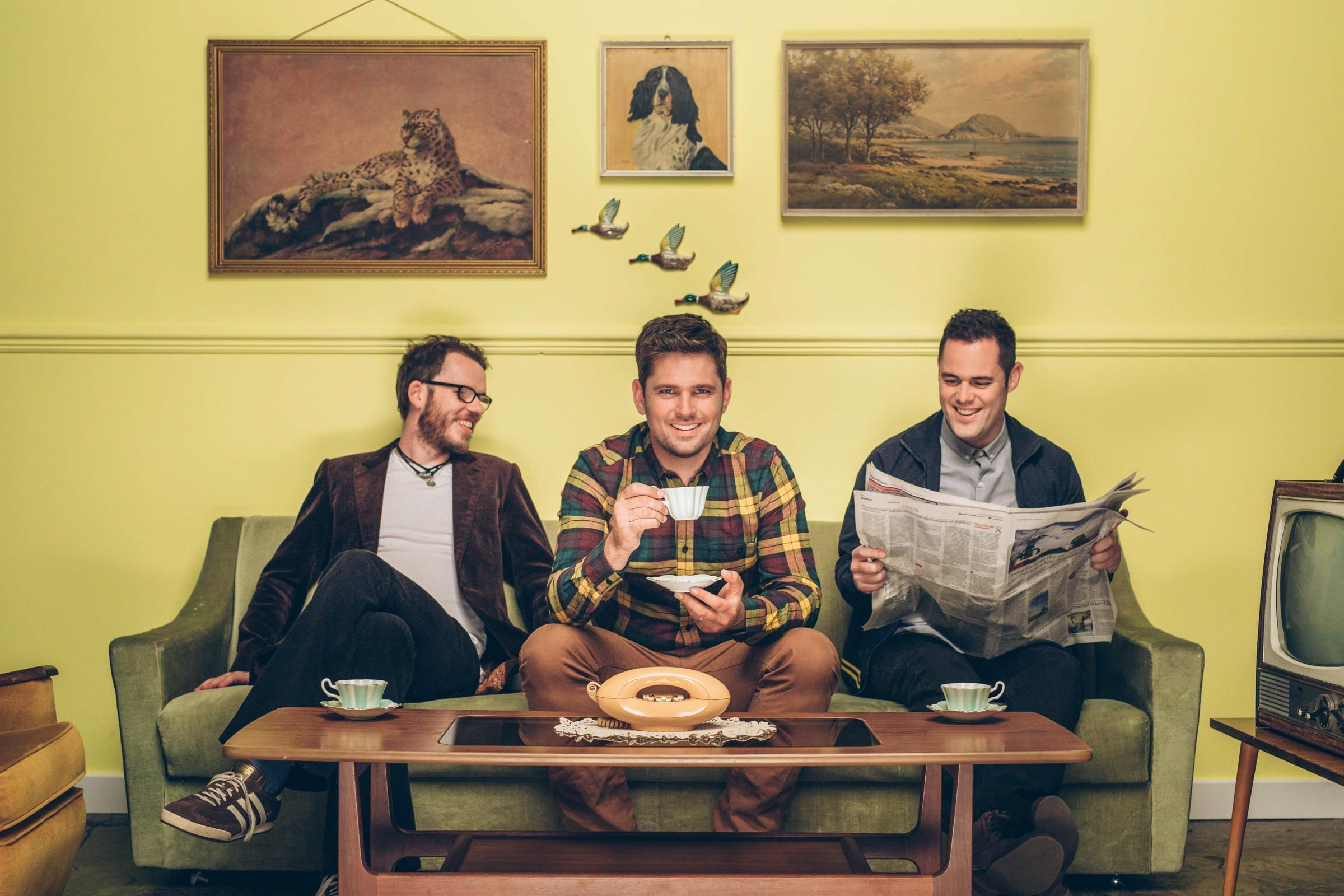 Scouting for Girls will headline the Saturday night