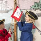 Falmouth Packet: Two adventurers enjoy the museum's new take on the 17th century