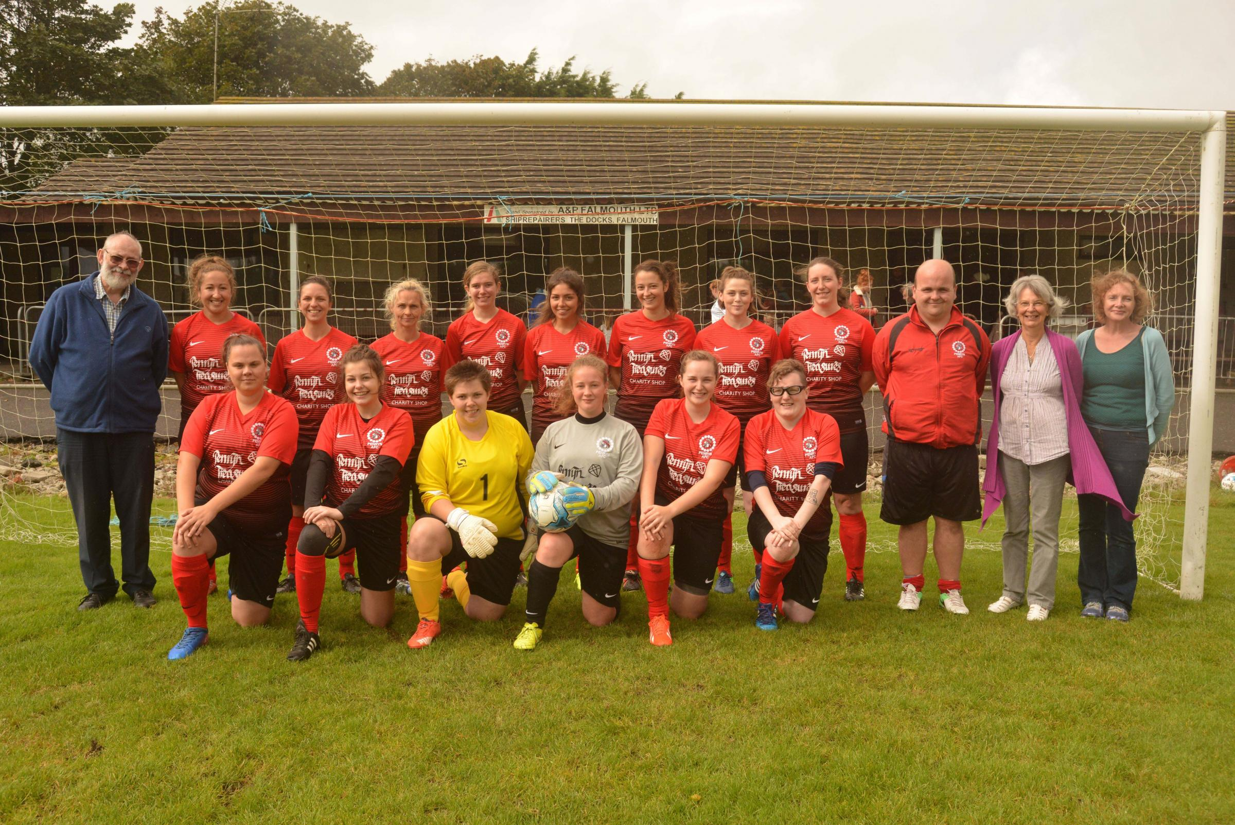 Penryn Ladies