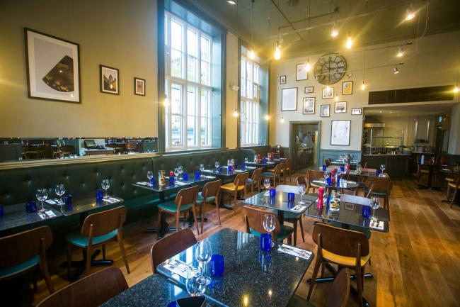 Truros Pizzaexpress Gets A Stylish Makeover Falmouth Packet