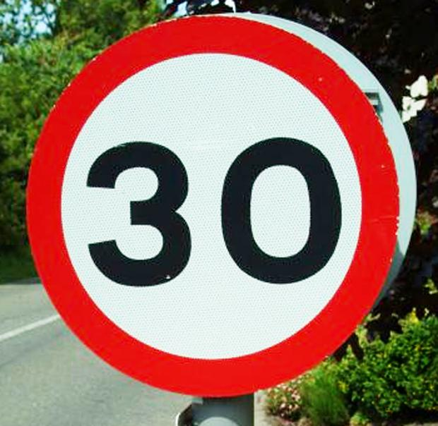 There are calls to cut the speed limit to 30mph