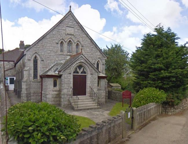 Godolphin Chapel has been bought by the village