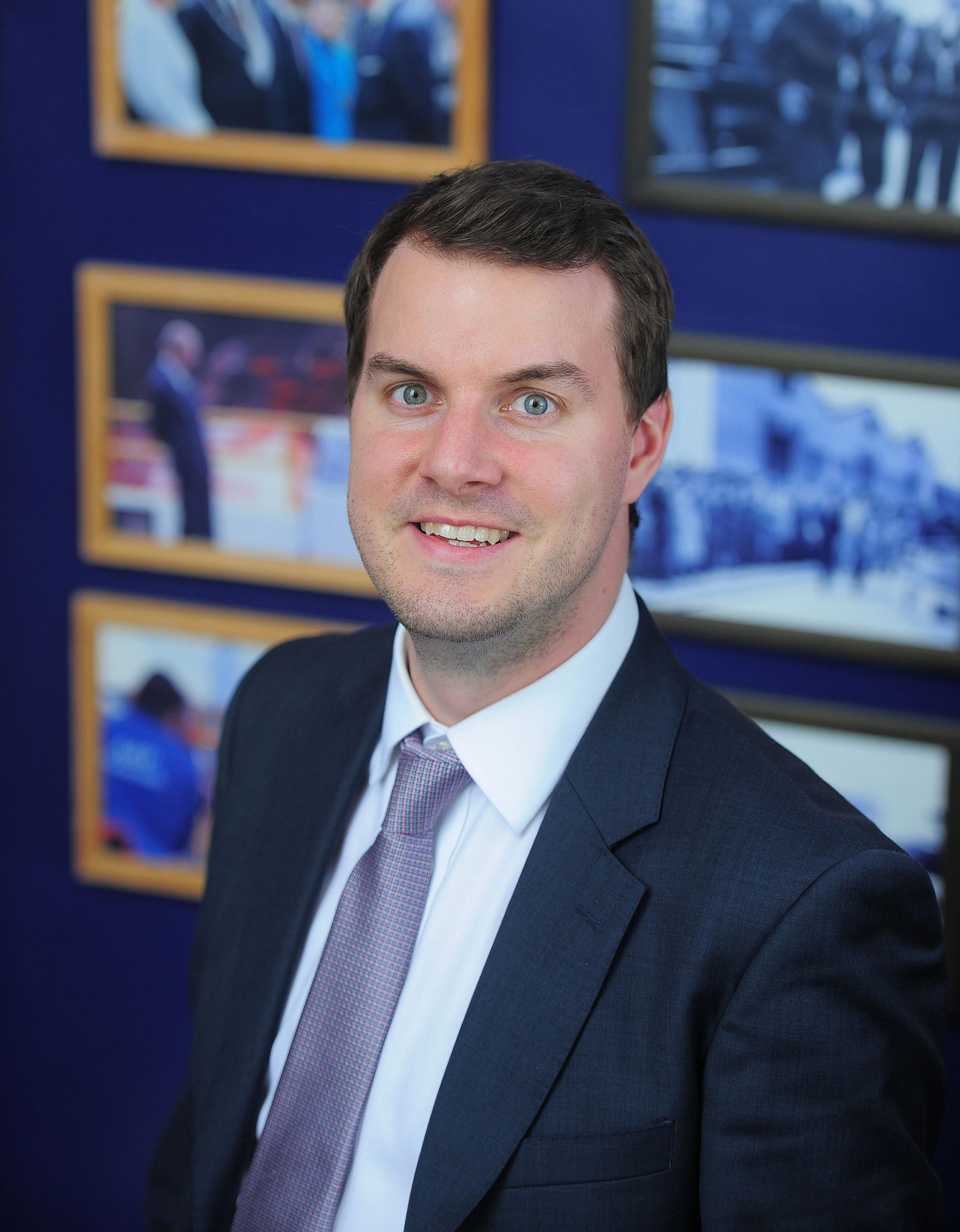 Mike Spicer - A&P Falmouth's new financial director