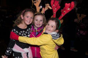 See all the pictures from the Falmouth Christmas lights switch on