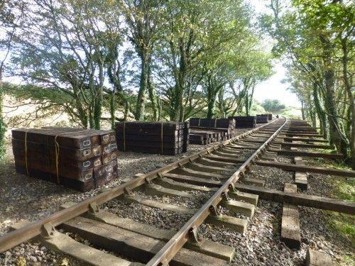 A section of the old Helston branchline has already been restored  for fun - but the town council would like to see Helston fully reconnected to the rail network
