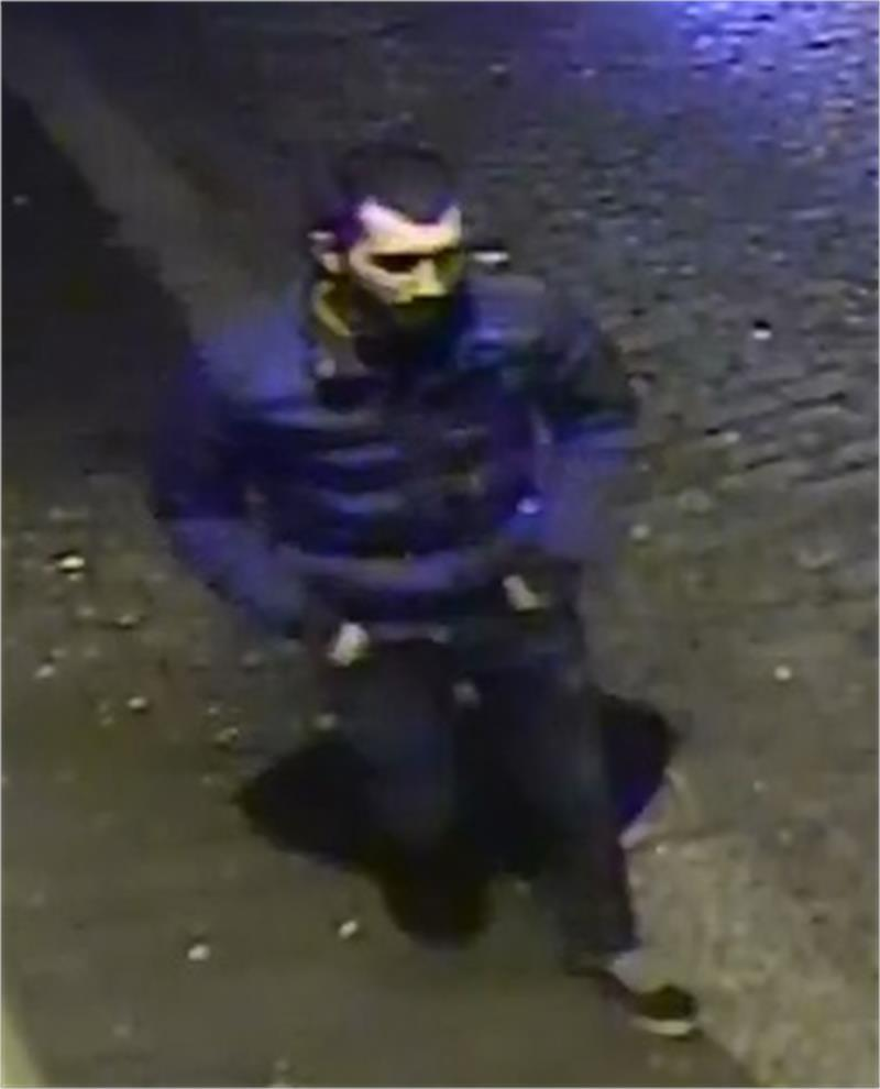 Police hope this man may have 'vital information' about Falmouth sexual assault