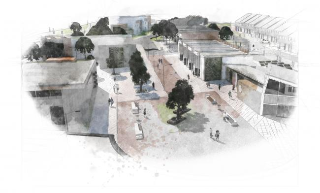 Approval has been granted for Penvose Student Village