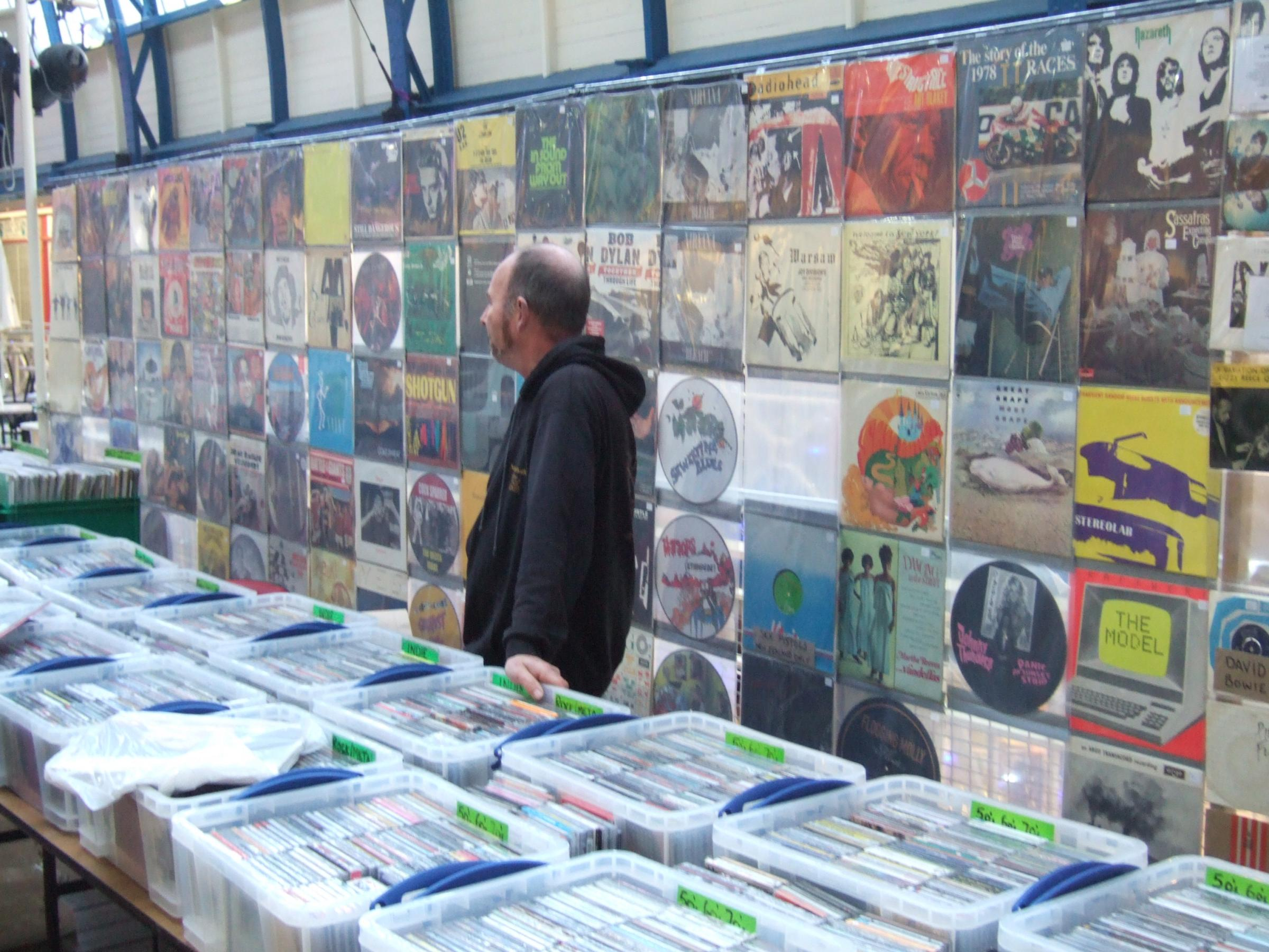 Rockaway Records Redruth Record and CD Fair