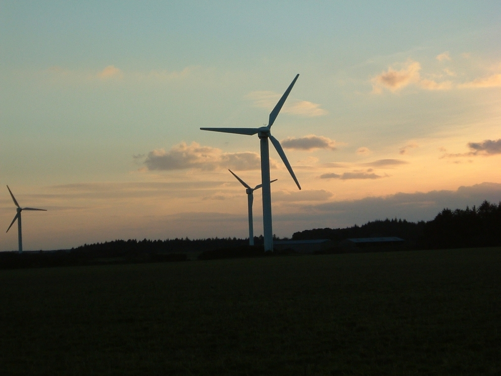 goonhilly wind farm turbines