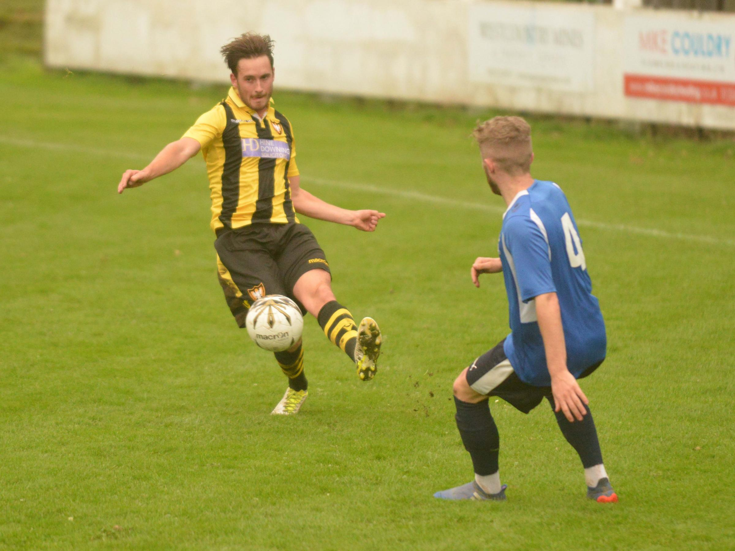 Falmouth Town will be back in action at Bickland Park for the first time since early January on Saturday
