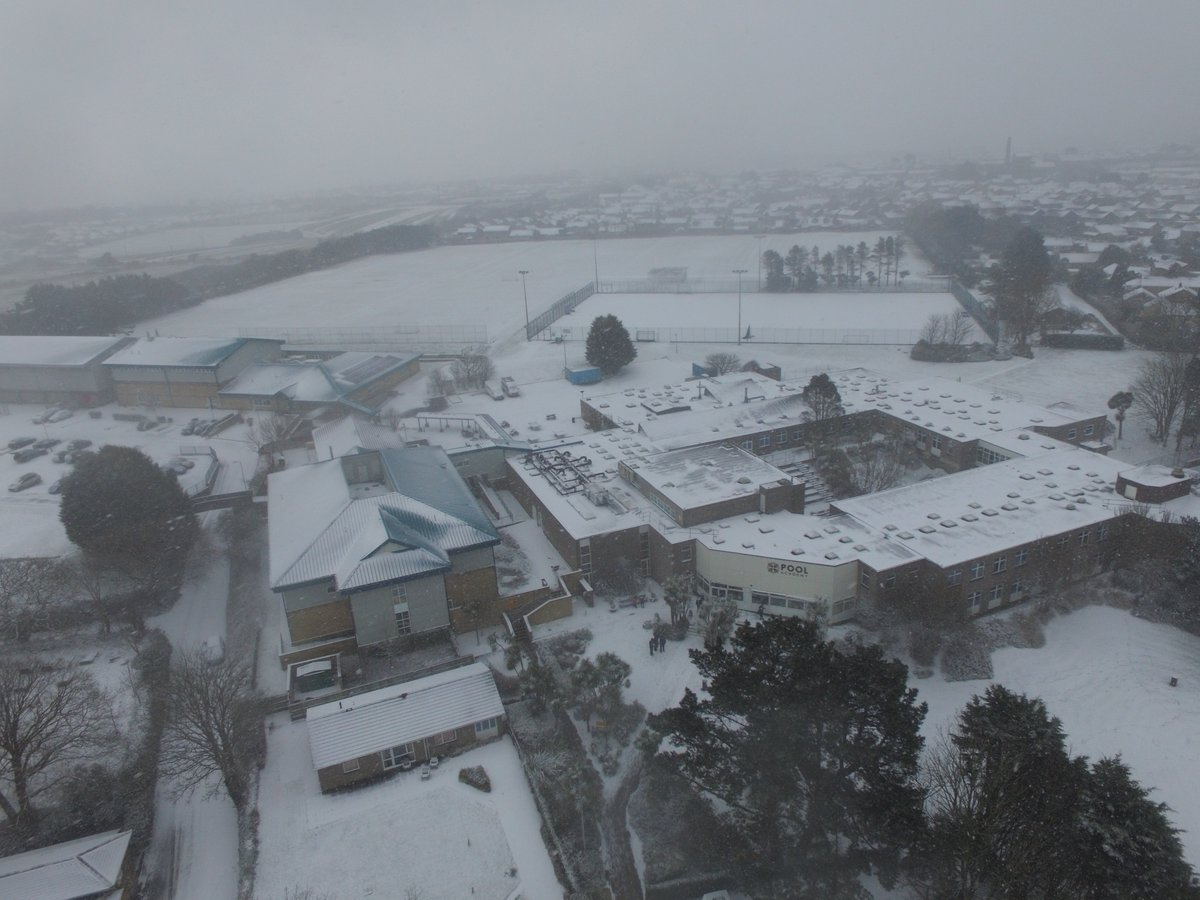 Cornwall Council set up silver control room as major incident declared with more heavy snow forecast for Cornwall