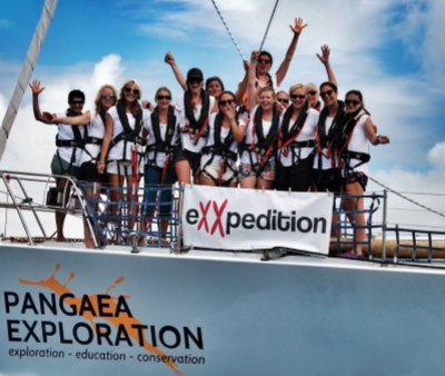 The eXXpedition crew will be sailing Sea Dragon, a 72ft scientific exploration vessel from Hawaii to Vancouver, and then from Vancouver to Seattle where the journey will end.