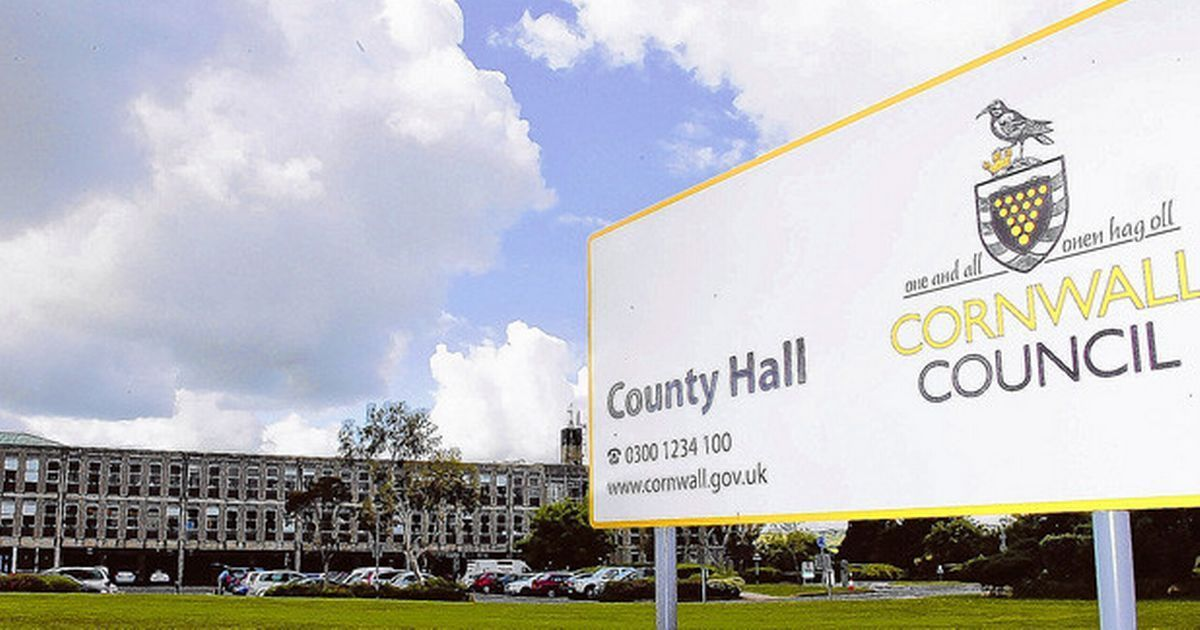 Image result for county hall cornwall images