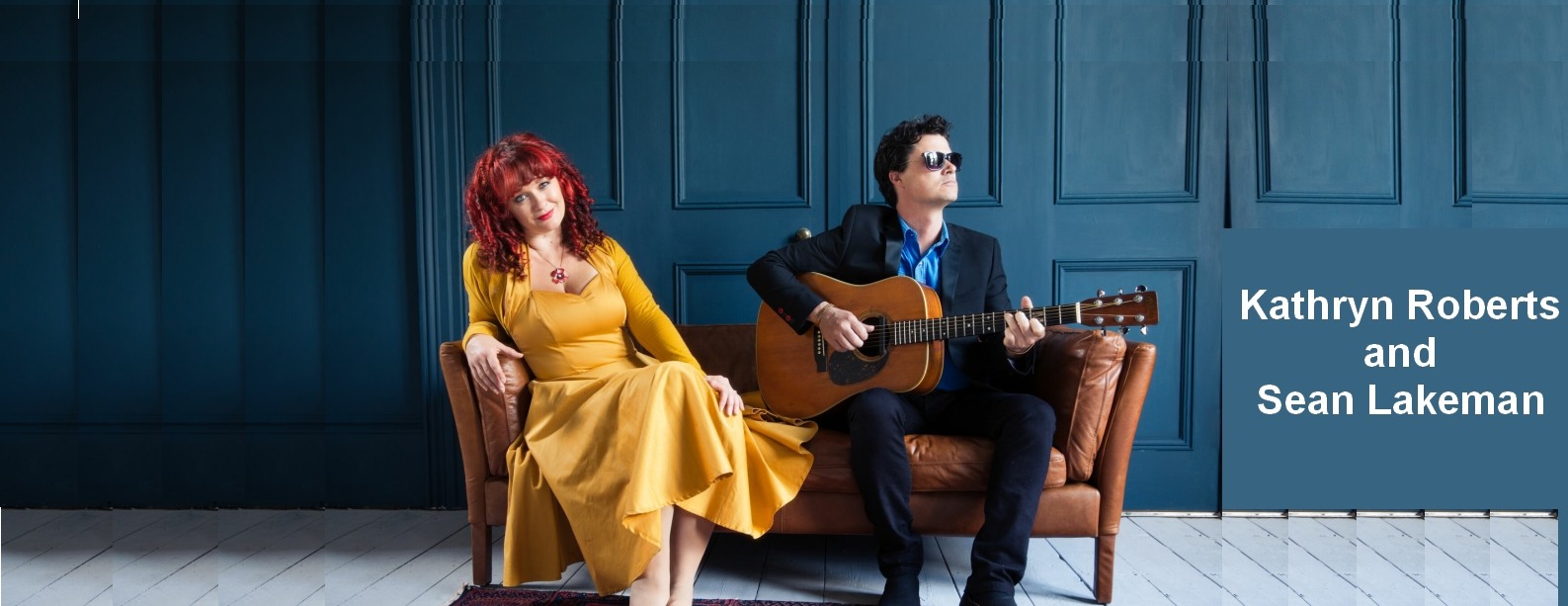 Kathryn Roberts and Sean Lakeman in Concert