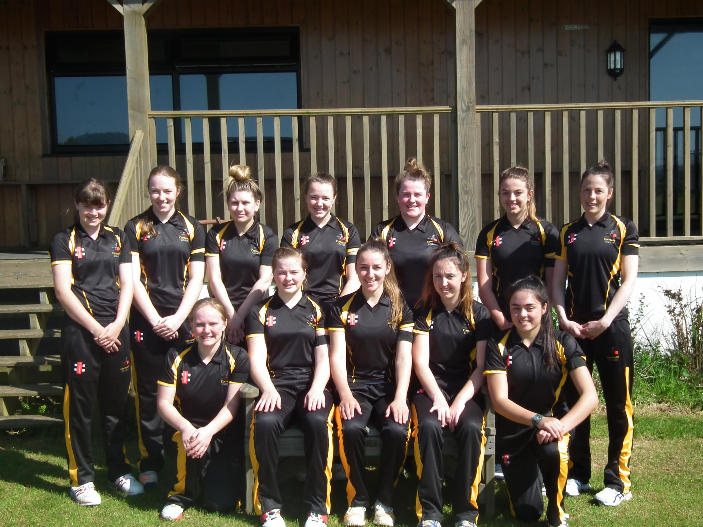 Cornwall Women beat Wiltshire and Dorset over the Bank Holiday weekend to book their place in the County Championship Division 3 promotion play-offs.