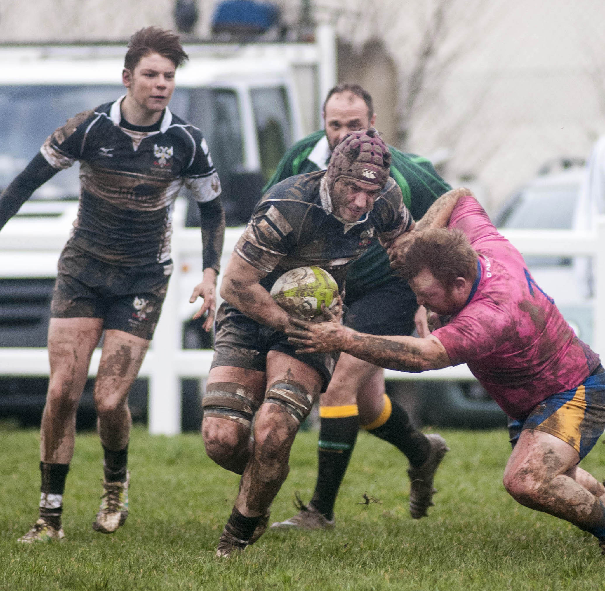 Falmouth won 22-17 at Truro last season, but lost 14-26 at the Recreation Ground