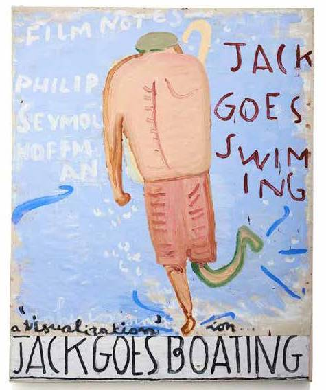 Jack Goes Swimming