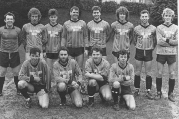 THIS week's photograph is of the Lizard Argyle FC side from the 1989-90 season
