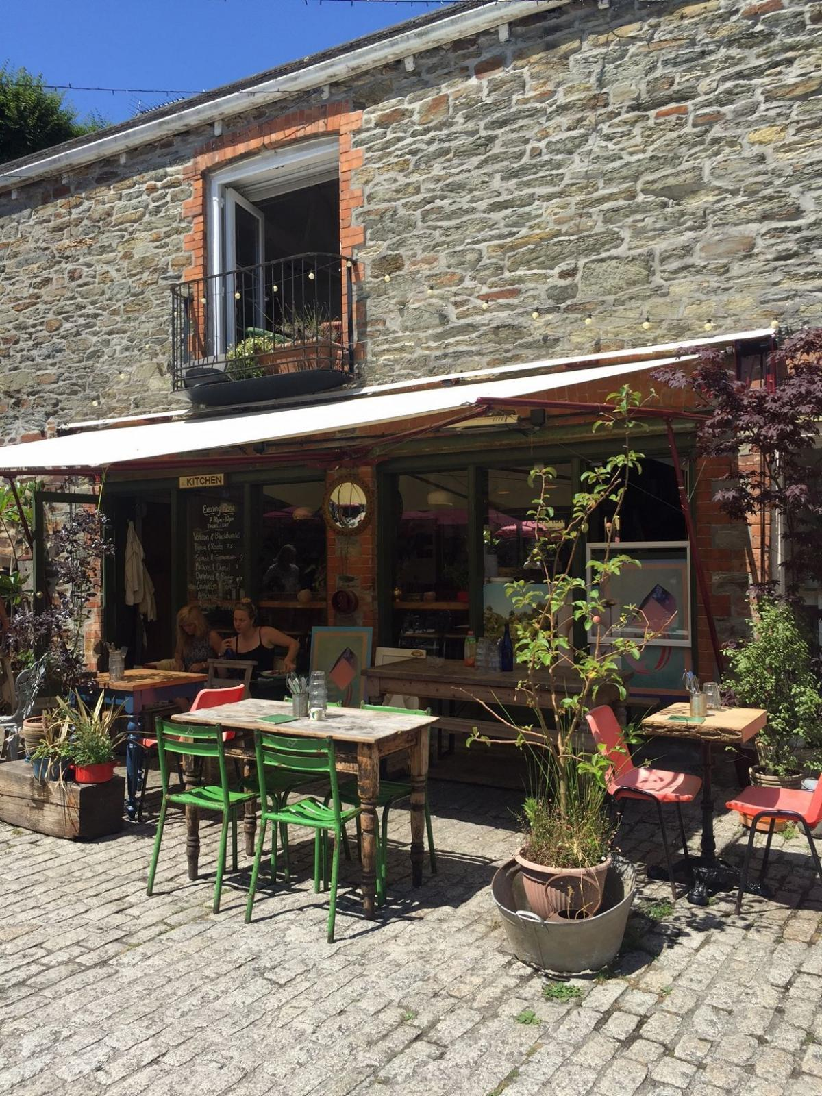 Tony Cowell reviews The Kitchen, Falmouth | Falmouth Packet