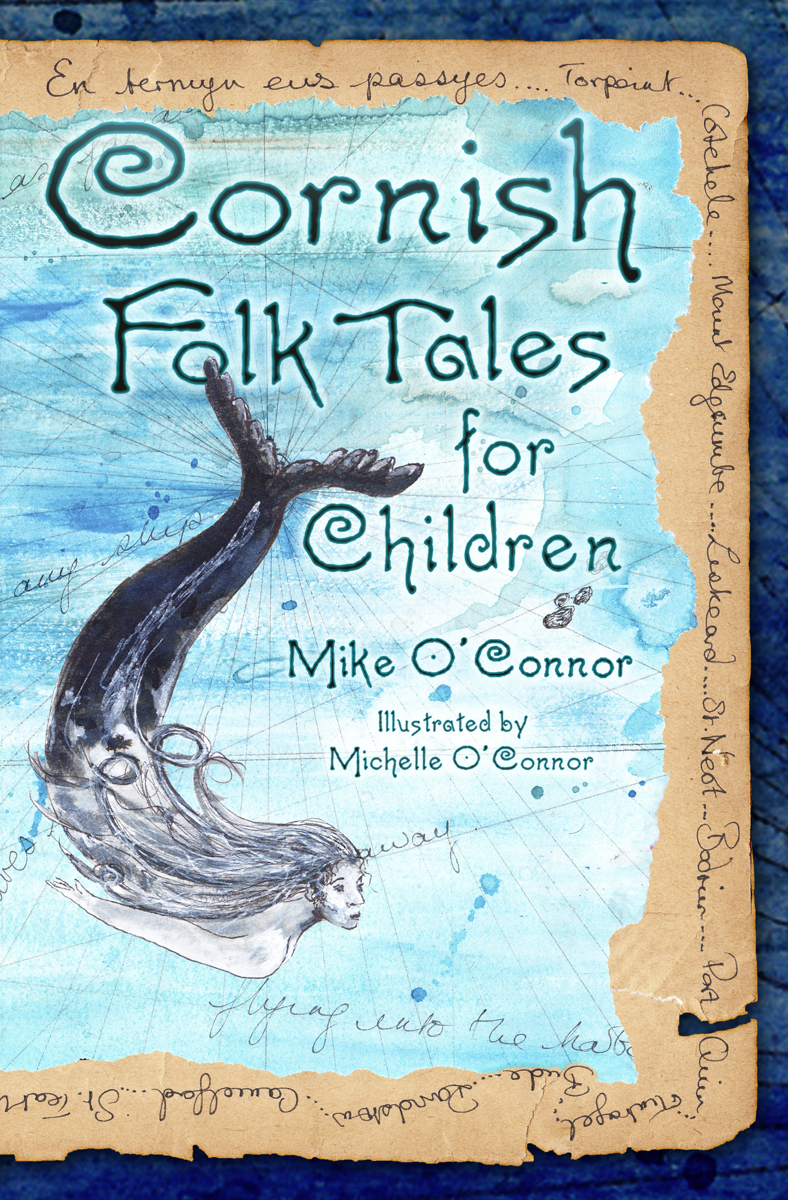 Mike Connor's new book