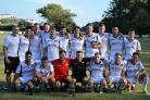 Falmouth Town beat Porthleven 2-0 on Saturday to win the Dave Gardner Memorial Tournament