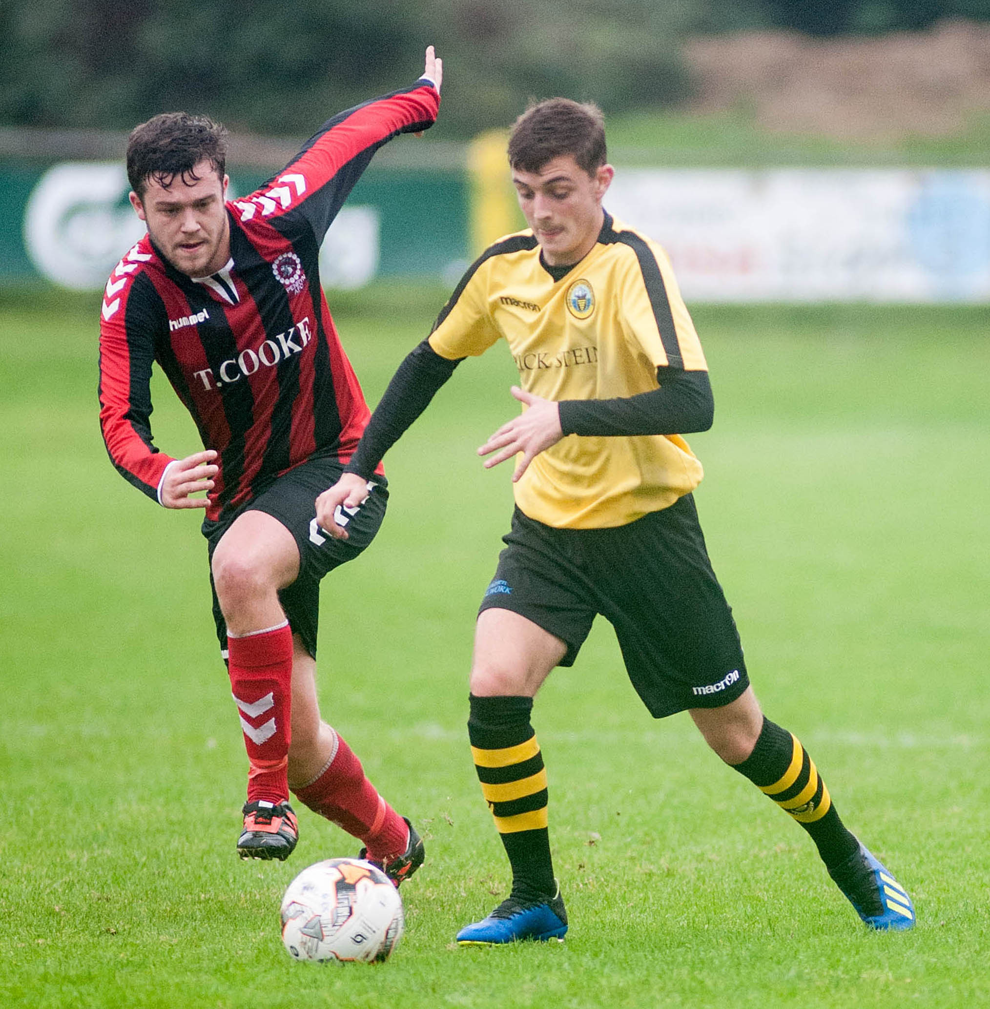Penryn Athletic suffered a 2-1 defeat at St Ives Town on Saturday. Picture by Colin Higgs