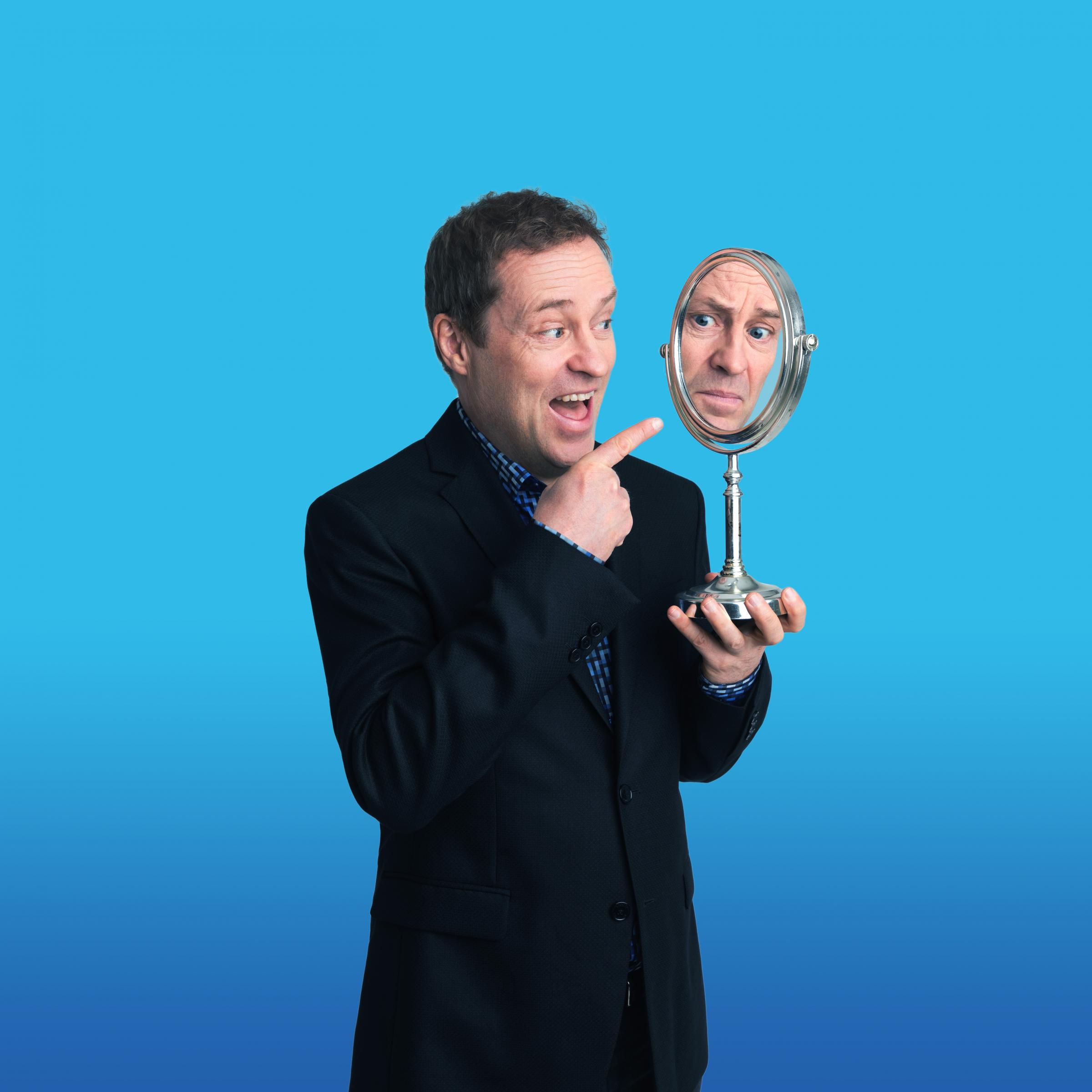 Ardal O'Hanlon is coming to the Regal Theatre, Redruth in March