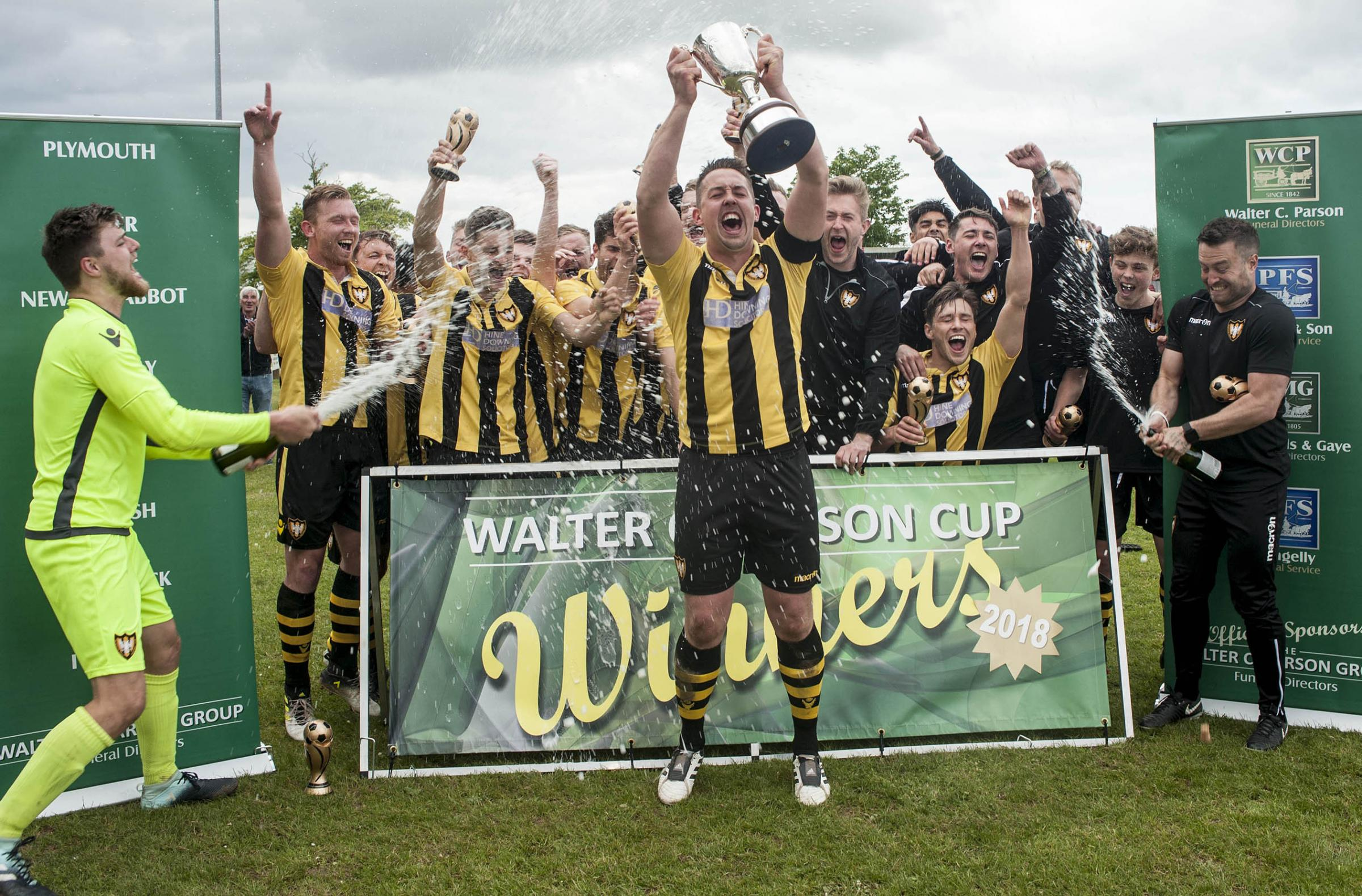 The re-structure of divisions in football in Cornwall and Devon will see two new Premier Divisions created