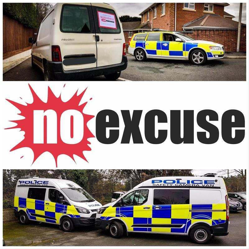 No Excuse campaign