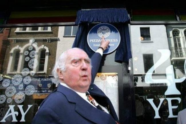 Pizza Express Founder Peter Boizot Dies Falmouth Packet